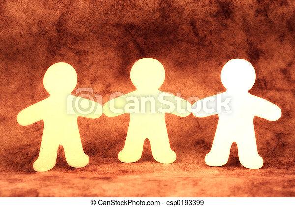 Paper Dolls - csp0193399