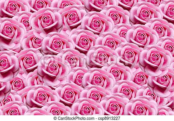 paper rose - csp8913227