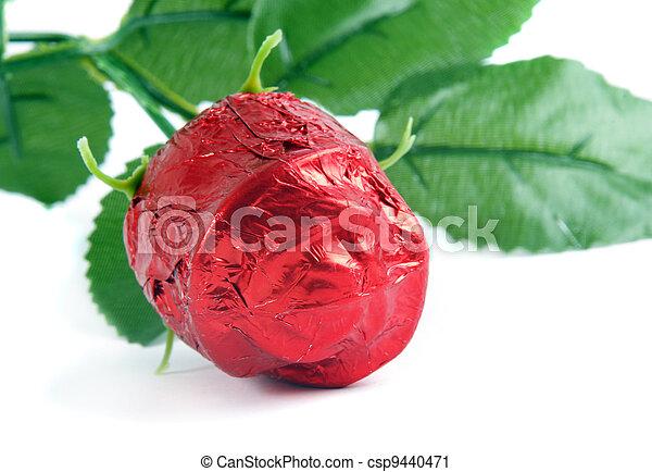 paper rose - csp9440471