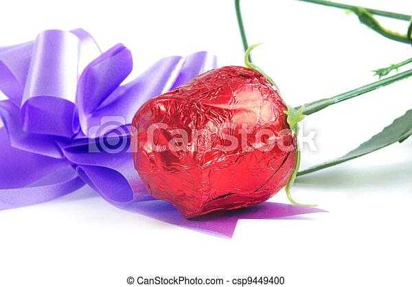 paper rose - csp9449400