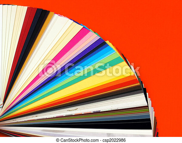 Paper samples for business cards colored samples of stock image paper samples for business cards csp2022986 reheart Image collections