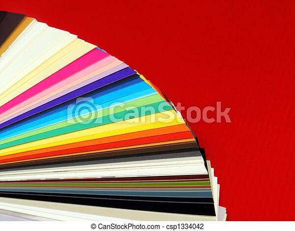 Paper samples for business cards colored samples of stock photo paper samples for business cards csp1334042 reheart Image collections