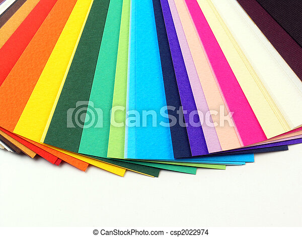 Paper samples for business cards colored samples of stock photo paper samples for business cards csp2022974 reheart Image collections