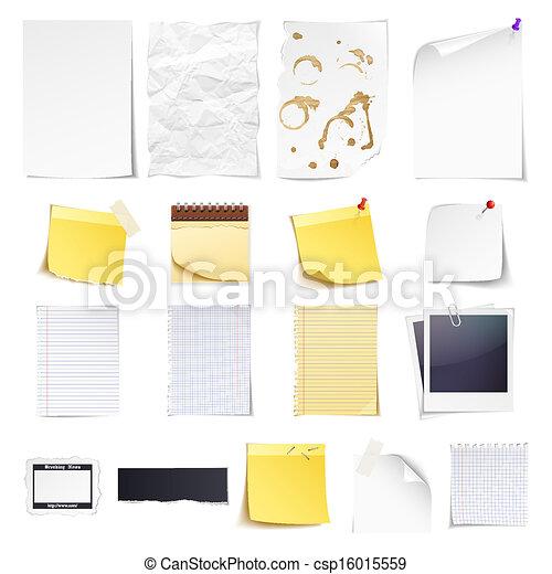 Paper set - csp16015559