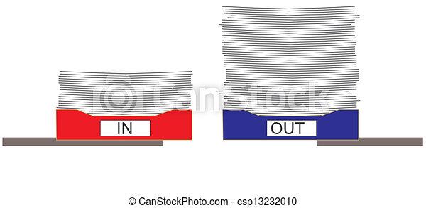 Paper tray  - csp13232010
