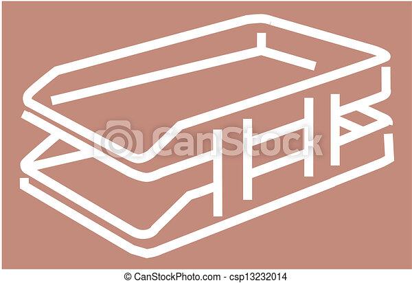 Paper tray  - csp13232014