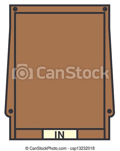 Paper tray  - csp13232018