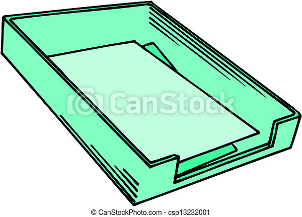 Paper tray  - csp13232001