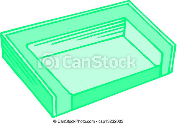 Paper tray  - csp13232003