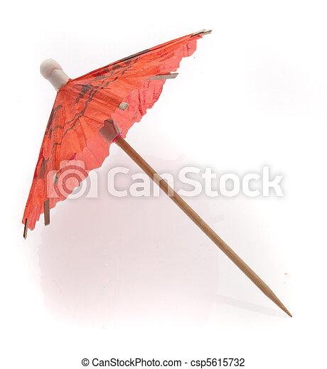 paper umbrella - csp5615732