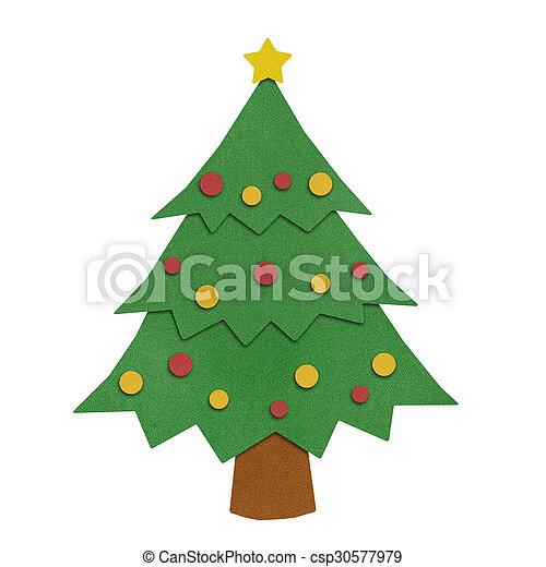 papercraft., 木, クリスマス - csp30577979