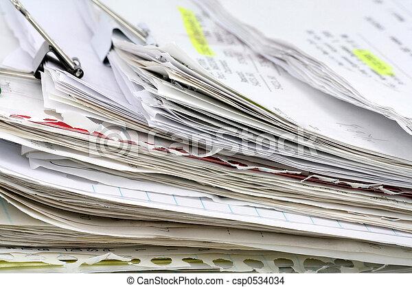 paperwork - csp0534034