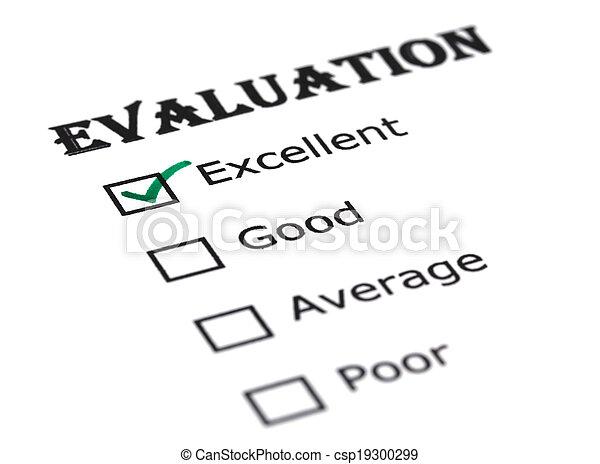 papier, évaluation - csp19300299