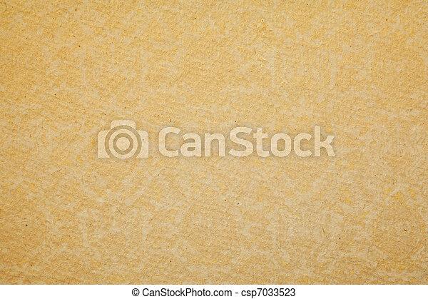 Altes Papier - csp7033523