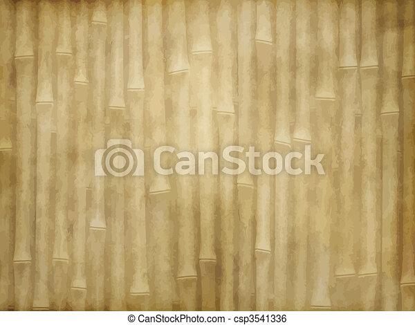 papier, ou, vieux, parchemin - csp3541336
