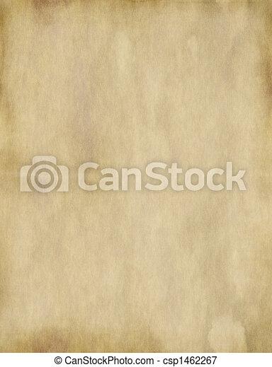 papier, oud - csp1462267