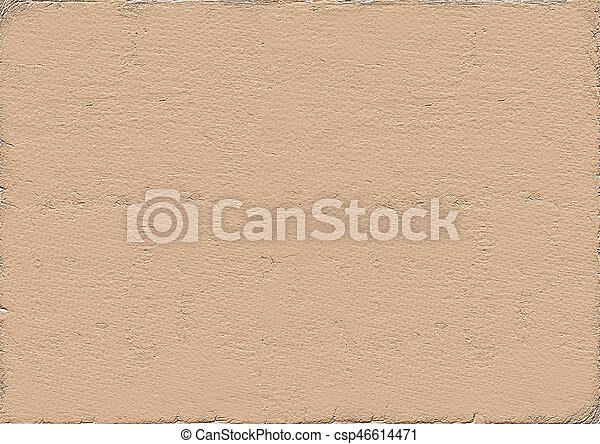papier, oud - csp46614471
