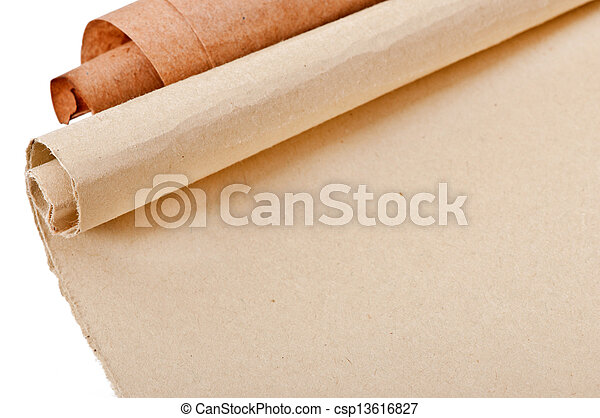 papier, oud - csp13616827