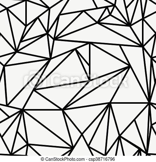 Papier Peint, Être, Utilisé, Vitraux, Simple, Blanc, Modèle, Texture., Noir,  Fenêtre., Fond,