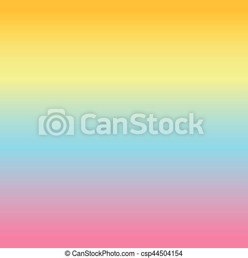 Papier peint, gradient, coloré, couleur, rose, arrière-plan., orange ...