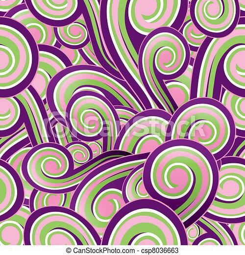 papier peint, seamless - csp8036663