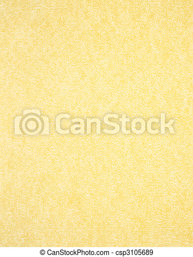 papier, pergament, gold - csp3105689