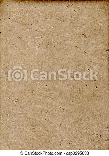 papier, pergament - csp0295633