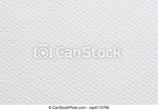 papier, texture - csp4115766