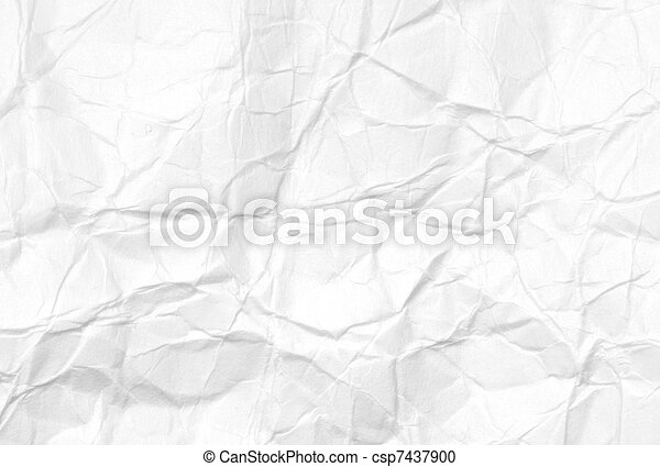 papier, texture. - csp7437900