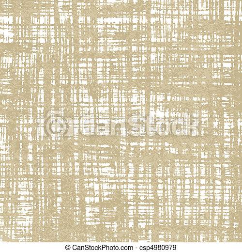 papier, vieux, texture - csp4980979