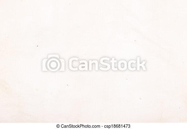 papper, gammal - csp18681473