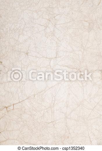 papper, gammal - csp1352340