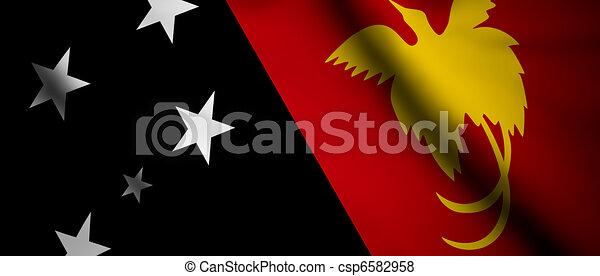 Papua New Guinea - csp6582958