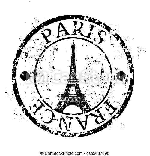 París - csp5037098