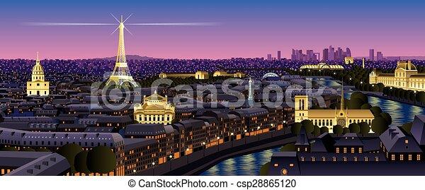 París - csp28865120