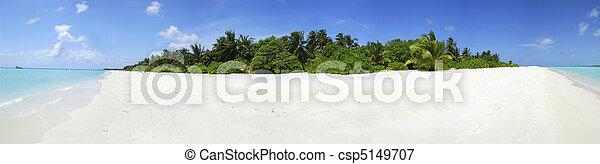Paraíso tropical - csp5149707