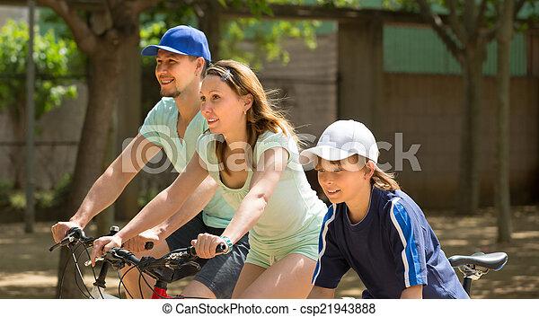 para, bicycles, syn - csp21943888