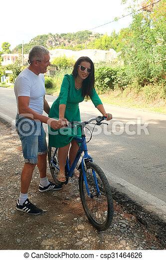 para, bicycles - csp31464626