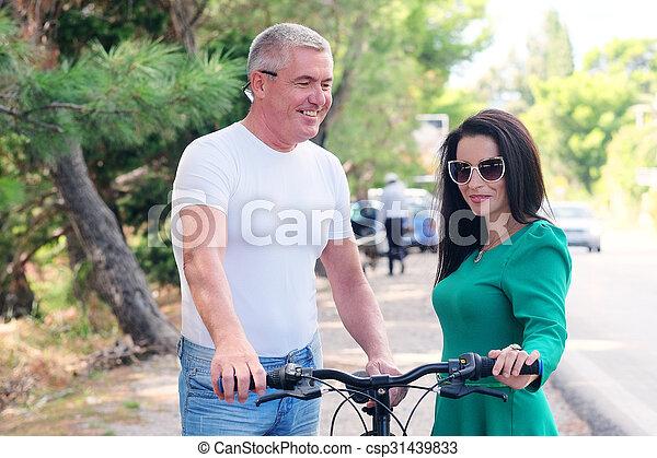 para, bicycles - csp31439833