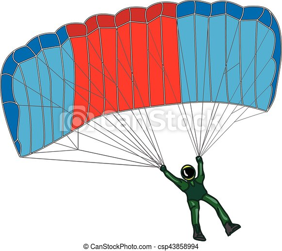 parachute isolated eps vectors search clip art illustration rh canstockphoto com parachute clipart png parachute clipart png