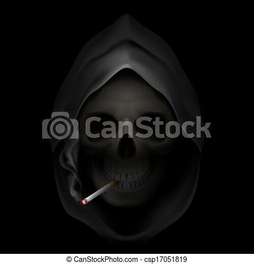 Deja de fumar. - csp17051819