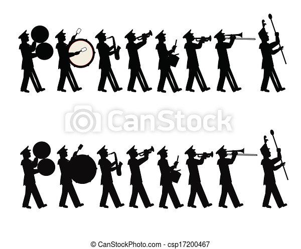 parade band - csp17200467