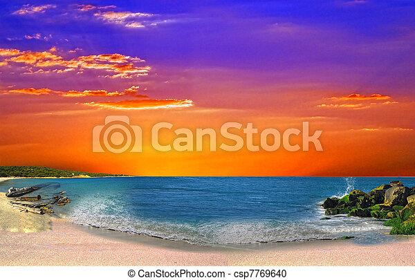 paradise - csp7769640