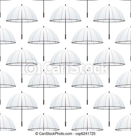 Un paraguas sin costura - csp6241725