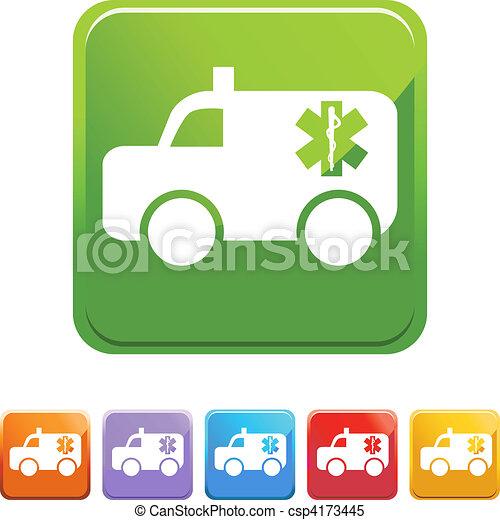 paramedics - csp4173445
