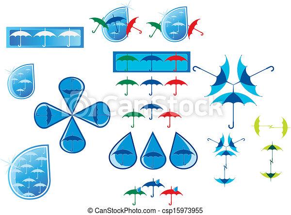 parapluie - csp15973955