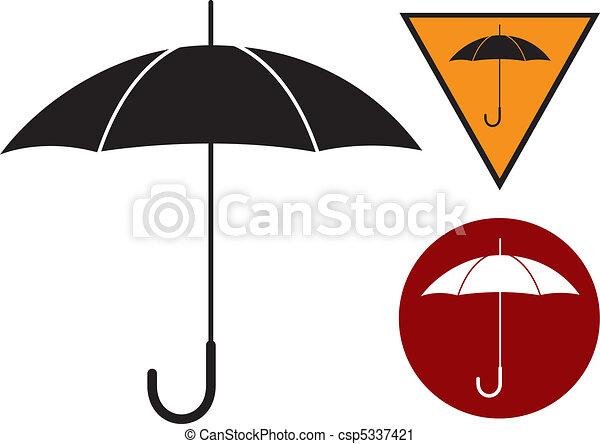 parapluie - csp5337421