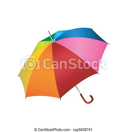 parapluie - csp5638741