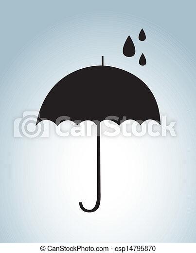 parapluie - csp14795870