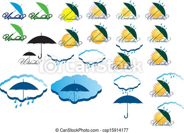 parapluie - csp15914177